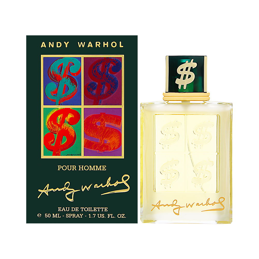 Andy Warhol pour Homme - Men - 1.7 Oz. EDT