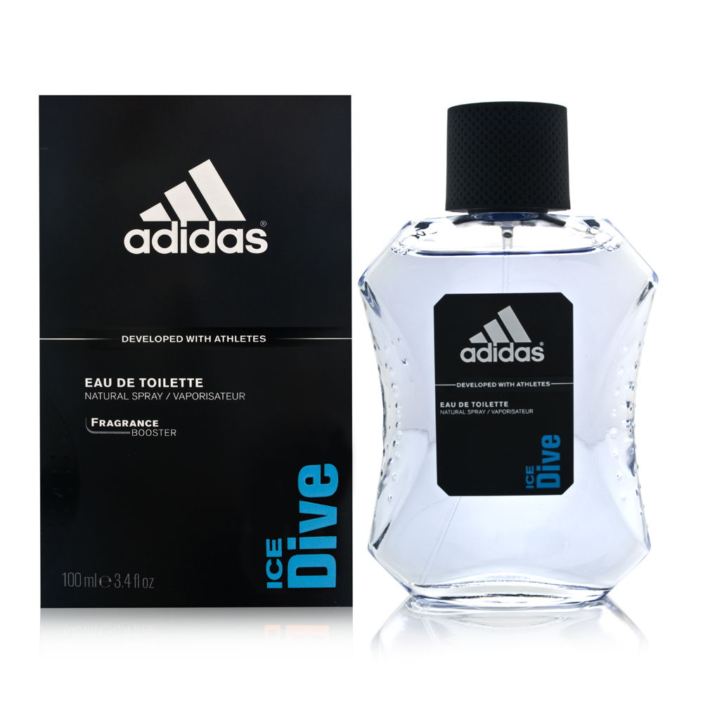 Adidas Ice Adidas - Men - 3.4 Oz. EDT