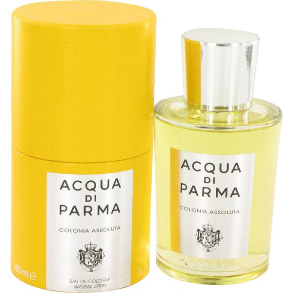 Acqua di Parma Colonia Assoluta - Women and Men - 3.4 Oz. EDC