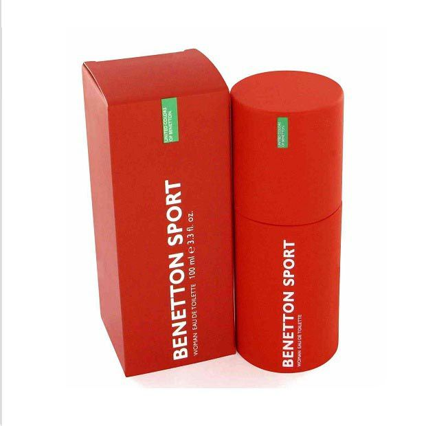 Benetton Sport Women - Women - 3.3Oz. EDT