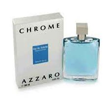 Chrome - Men - 3.4 Oz. EDT