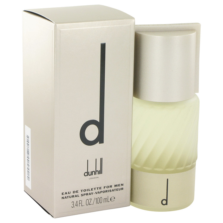 D - Men - 3.4 Oz. EDT