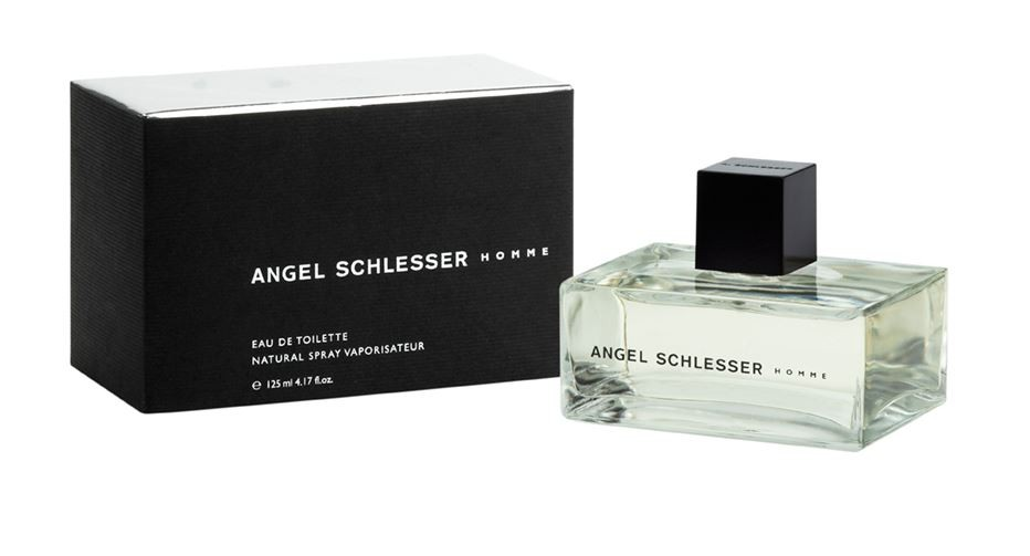 Angel Schlesser Homme - Men - 4.17 Oz. EDT