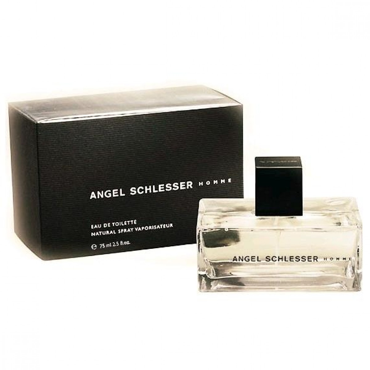 Angel Schlesser Homme - Men - 2.5 Oz. EDT