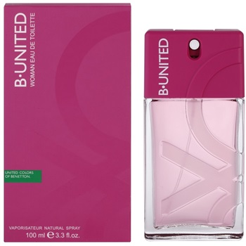 B United - Women - 3.3Oz. EDT