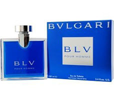 BLV Blue - Men - 3.3 Oz. EDT