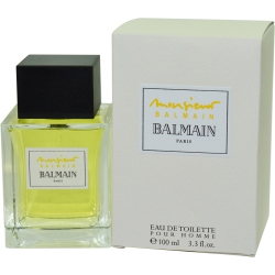 Monsieur Balmain - Men - 3.3Oz. EDT
