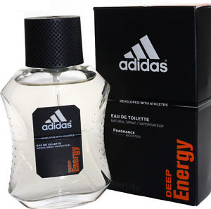 Adidas Deep Energy - Men - 1.7 Oz. EDT
